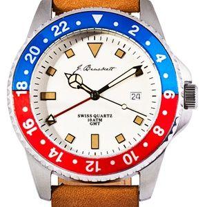 J. Brackett Greenwich Watch